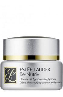 Универсальный антивозрастной крем для кожи вокруг глаз Re-Nutriv Estée Lauder