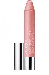 Увлажняющий блеск-бальзам для губ Chubby Plump&Shine, оттенок 04 Pink & Plenty Clinique