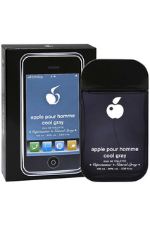 Apple Homme Cool Grey 100 мл APPLE PARFUMS