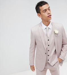 Узкий пиджак Noak Wedding - Фиолетовый