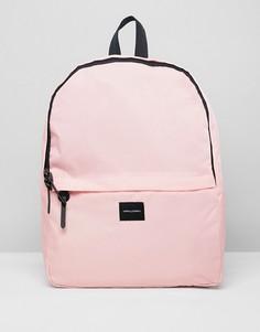 Розовый рюкзак ASOS DESIGN - Розовый