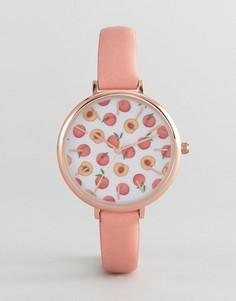 Часы ASOS DESIGN - Розовый