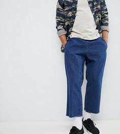 Свободные джинсовые брюки Reclaimed Vintage Inspired - Синий