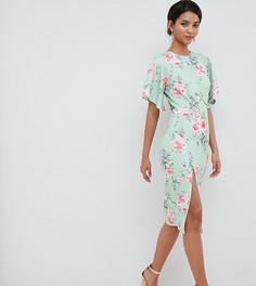 39a893a43c8 Купить женские платья миди (средней длинны) с разрезами по бокам в ...