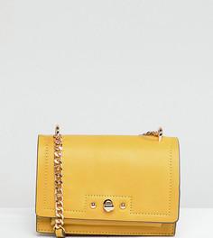 Желтая сумка через плечо Accessorize Priscilla - Желтый