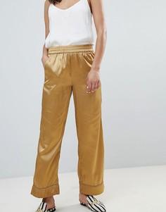 Широкие брюки Sofie Schnoor - Золотой