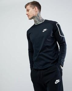 Черный свитшот Nike AV15 886792-010 - Черный