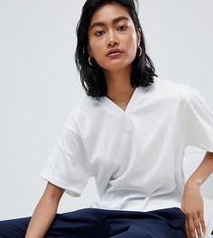 Белая футболка Adidas Originals Fashion League - Белый