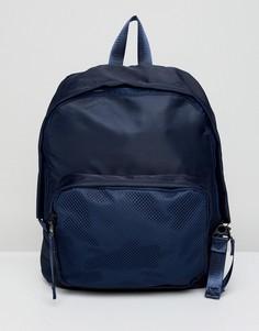 Нейлоновый рюкзак 7X - Темно-синий