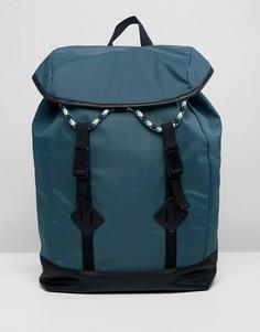 Зеленый рюкзак ASOS DESIGN - Зеленый