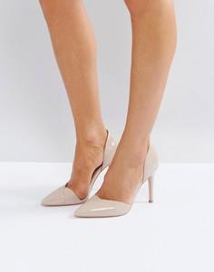 Туфли на высоком каблуке с острым носком Carvela Kestral - Бежевый
