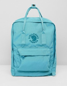 Синий рюкзак Fjallraven - Зеленый