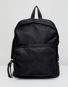 Нейлоновый рюкзак 7X - Черный