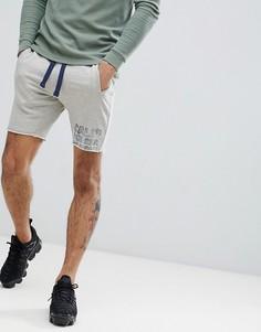 Трикотажные шорты Blend California - Серый