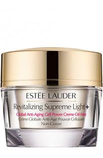 Крем для сохранения молодости кожи Revitalizing Supreme Light+ Estée Lauder