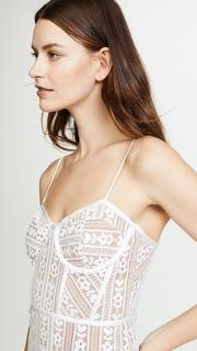For Love & Lemons Dakota Lace Dress