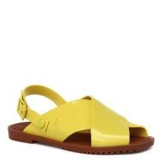 Сандалии MELISSA 31913 желтый