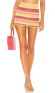 Мини юбка с высоким поясом sunset - Lovers + Friends