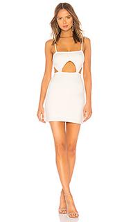 Облегающее мини-платье maudee - h:ours