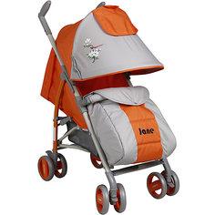 Коляска-трость Indigo JANE, оранжевый