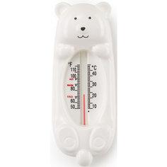 Термометр для воды, Happy Baby, белый