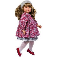 """Классическая кукла Asi """"Пепа"""" в розовом платье, 60 см"""
