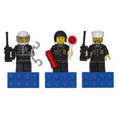 LEGO CITY набор магнитов Полиция