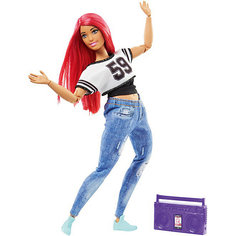 """Кукла Barbie """"Спортсменка"""" Уличные танцы, 29 см Mattel"""