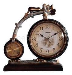 Настольные часы (34х35 см) Велосипед ОМТ 1401 Петроторг