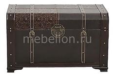 Сундук 2556S коричневый Петроторг