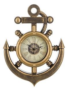 Настенные часы (45х30 см) Old salt 220-127