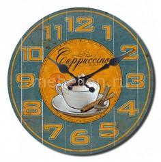 Настенные часы (30 cм) Love Coffee 319345 ОГОГО Обстановочка