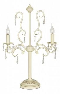 Настольная лампа декоративная Gioia E 4.2.602 CG Arti Lampadari