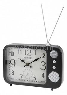 Настольные часы (35х26 cм) Retro Radio 319352 ОГОГО Обстановочка
