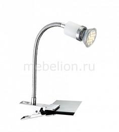 Настольная лампа офисная Fina 57996-1K Globo