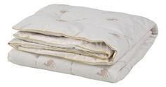 Одеяло полутораспальное Верблюжья шерсть Mona Liza