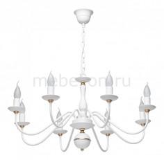 Подвесная люстра Свеча 2 301018608 De Markt