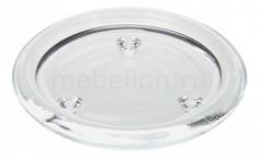 Подсвечник декоративный (10 cм) Glass 320144 ОГОГО Обстановочка