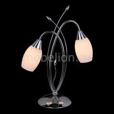 Настольная лампа декоративная 22080/2T хром Eurosvet