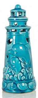 Подсвечник декоративный (26 см) Aquamarine 242409 Home Philosophy