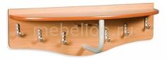 Вешалка настенная (89х29 см) Пилар 1 394893 Sheffilton