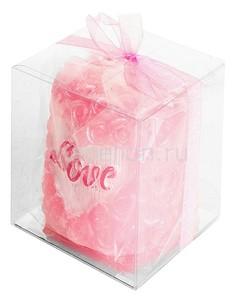 Свеча декоративная (5.6х6.1 см) Love 16285 Гифтман