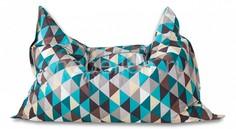 Кресло-мешок Подушка Изумруд Dreambag