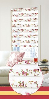 Рулонная штора (80х160 см) 1 шт. 9162 Garden
