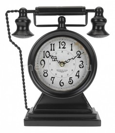 Настенные часы (24х8х29 см) Retro Phone 317570 ОГОГО Обстановочка