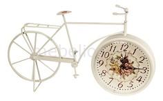 Настольные часы (39х23 см) Велосипед 3141 Акита