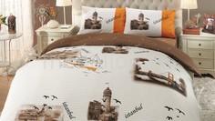 Комплект евростандарт ISTANBUL Hobby Home Collection