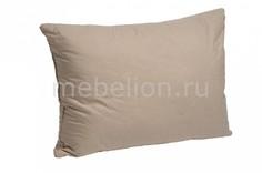 Подушка (50х68 см) Лен и Хлопок Лежебока