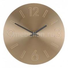 Настенные часы (35 cм) Mettalic 320261 ОГОГО Обстановочка