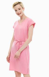 Короткое платье с поясом Blue Seven